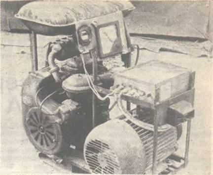 Генератор с электродвигателя своими руками фото